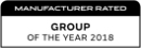 group of the year 2018